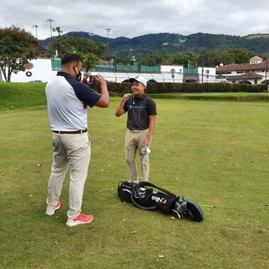 Maynor Solano – Entrevistando a Allan Fan