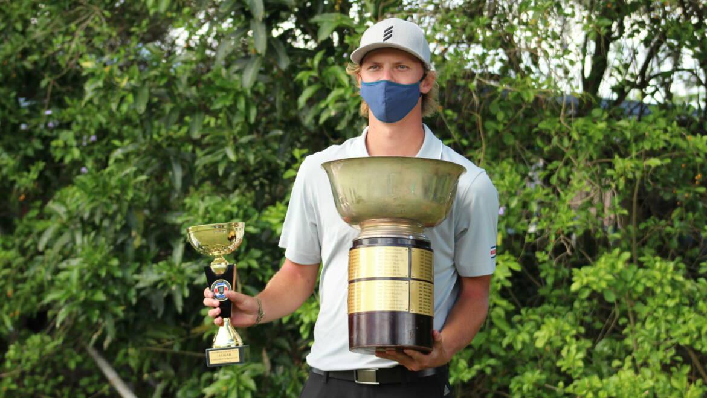 Paul Chaplet gana torneo con un alto nivel de golf