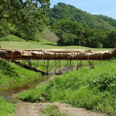 La bonita historia detrás del campo de golf La Iguana