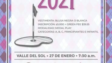 Torneo Pink Birdies 2021