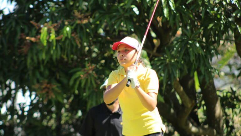 Chantall Solís: la valiente niña que se animó a competir