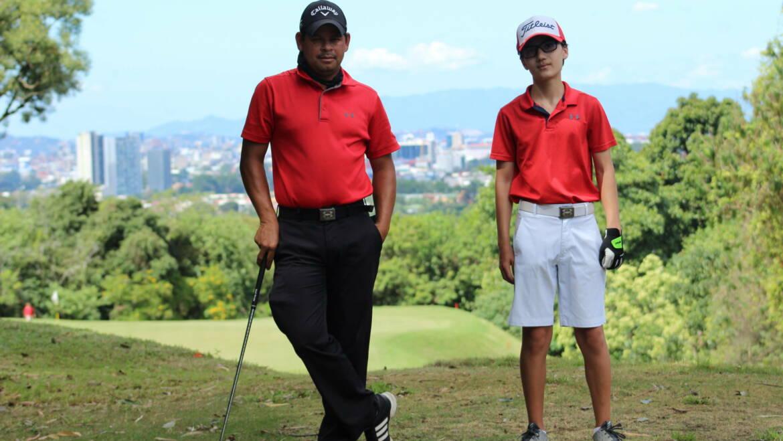Adolfo Badilla y Diego Montero