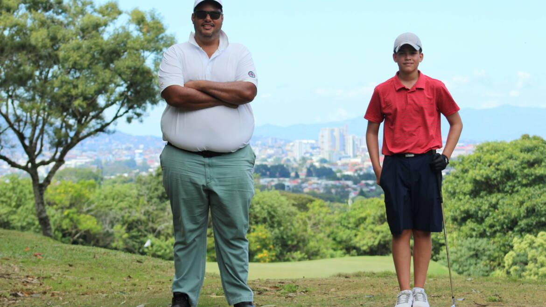 Gustavo Marrero y Daniel Casas