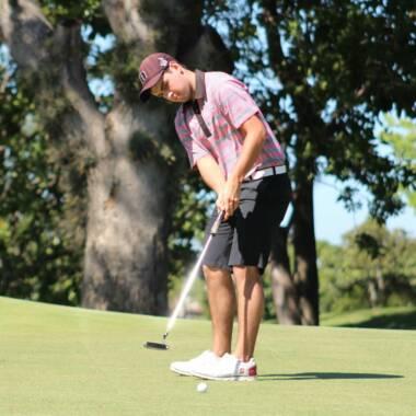 Odio sueña con llegar al PGA Junior Championship