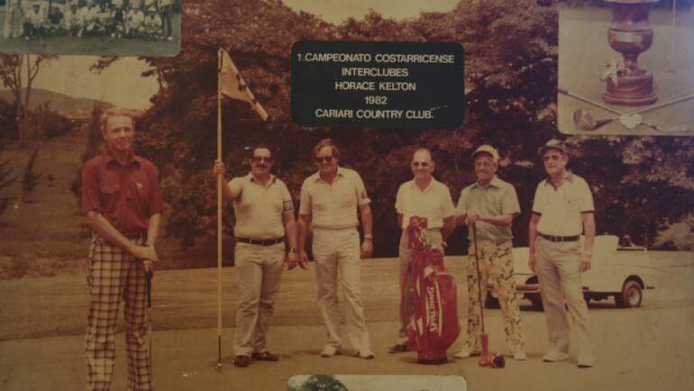 Torneo Horace Kelton por y para el golf nacional