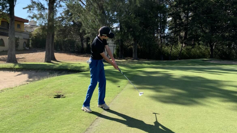El golf una vez más uniendo a las familias