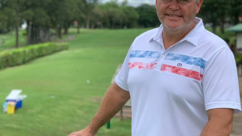 Guillermo Rothe de campeón con el Herediano a golfista y exitoso empresario
