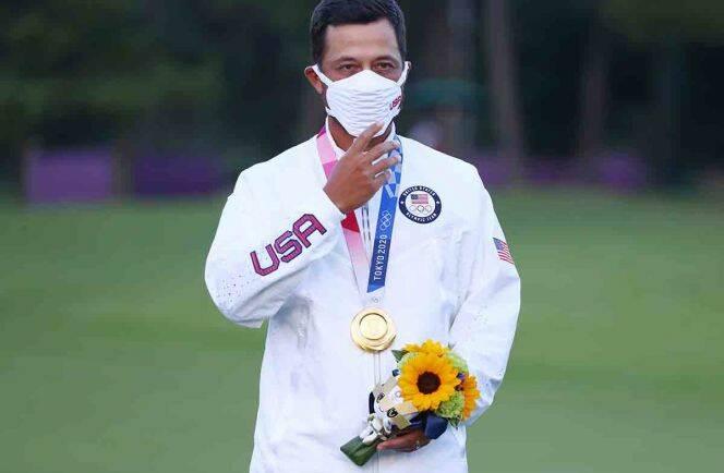Xander Schauffele, nuevo campeón olímpico de golf