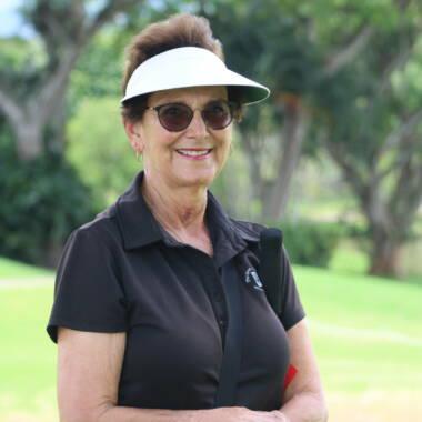 Sylvia Siemon: una voz autorizada del golf costarricense