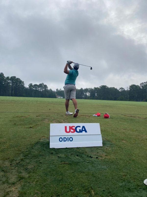 Universidades estadounidenses se interesan por promesa del golf costarricense