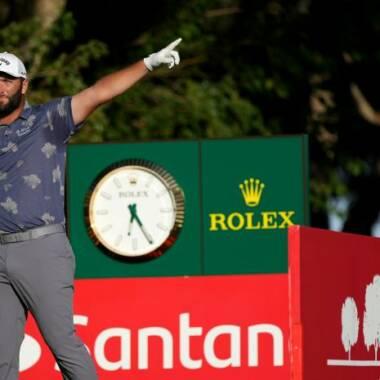 """Rahm: """"Por primera vez en mi vida no quiero ver un palo de golf"""""""